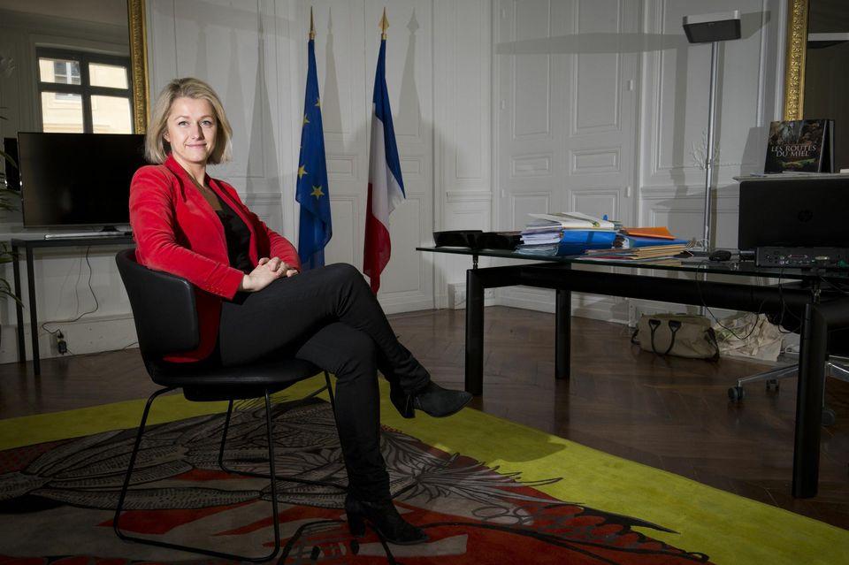 Barbara Pompili élue présidente de la commission du Développement Durable