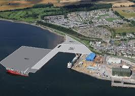 EMR : L'Ecosse mise sur Aberdeen Harbour 1/2