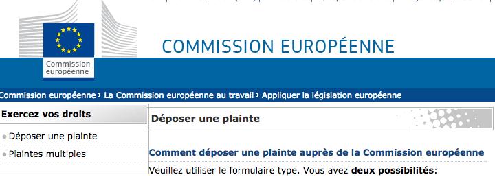 Eolien offshore : Plainte de 15 associations d'opposants auprès de la Commission européenne