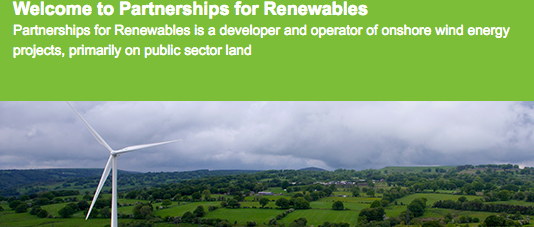EDF Energy Renewables buys Partnerships for Renewables