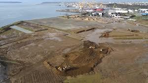 EMR : Les travaux du Port de Brest 2/2