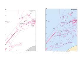 SHOM : adaptation des cartes pour le trafic des navires en Manche, mer du Nord, mer Baltique