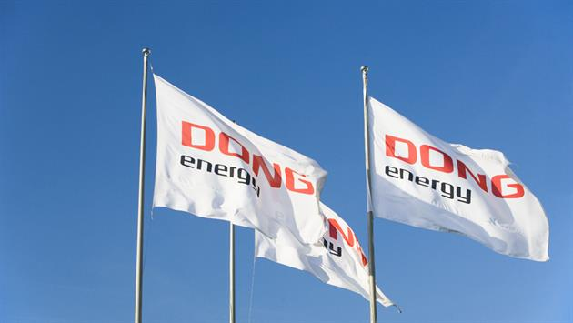 Accelerated bookbuild offering of 7,500,000 existing shares in DONG Energy by NEl
