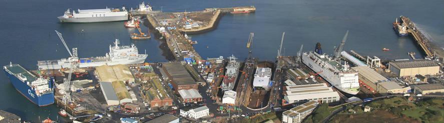 The Port of Falmouth EDM 30 10 2017