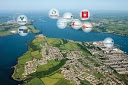 Pays de Galles : £1,2 million pour la zone d'essai de Milford Haven