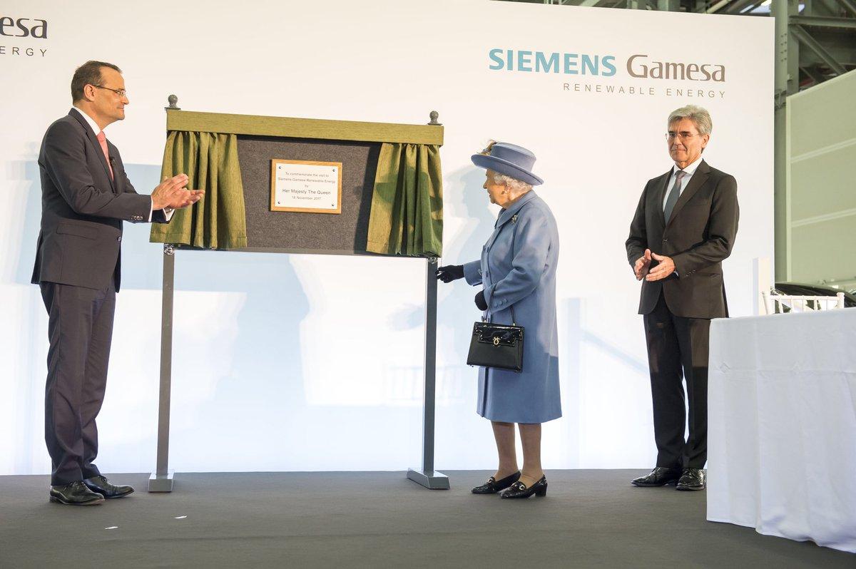 Reine dAngleterre Siemens Gamesa 16 11 2017 EDM