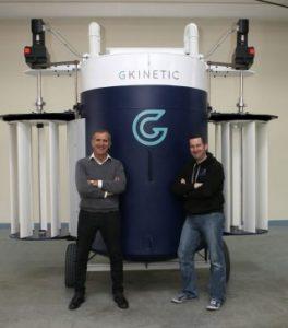 L'hydrolienne fluviale GKinetic sera testée sur le site SEENEOH