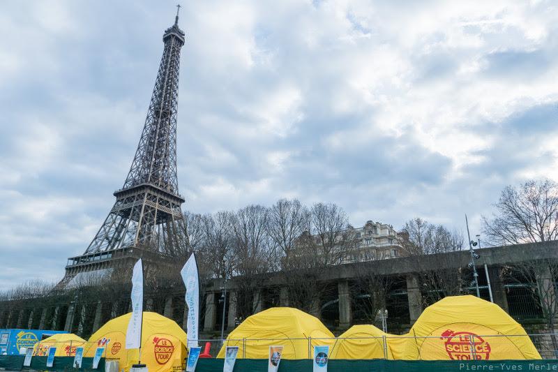Bilan de l'événement «Paris Energie Hydrolienne»