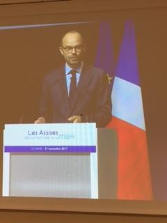 Premier Ministre – «La Mer devrait nous faire agir… beaucoup a été promis»