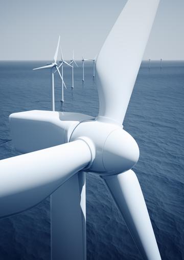Appel d'offre éolien en mer en Belgique