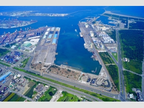 Siemens Gamesa signe un protocole d'accord avec Taiwan International Ports Corporation