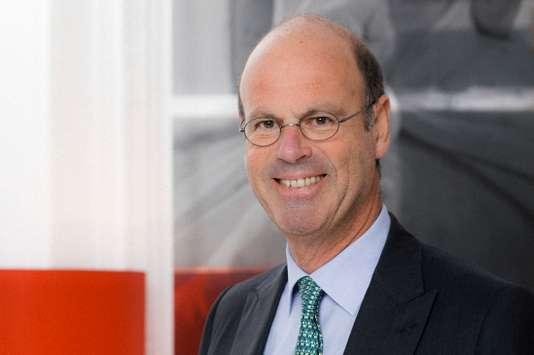 Eric Lombard a été nommé directeur général de la Caisse des dépôts et consignations