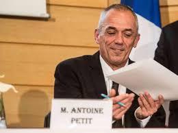 Antoine Petit est nommé président-directeur général du CNRS