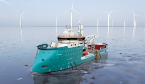 Acta Auriga retenu pour le parc éolien Bard Offshore 1