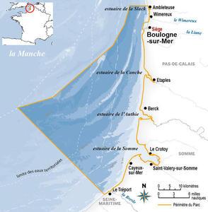 L'AFB donne son accord sous-réserve pour Dieppe – Le Tréport