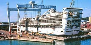 STX – Fincantieri – Naval Group