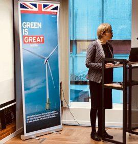 Eolien offshore : le Royaume-Uni à la conquête du marché belge