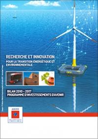 ADEME/PIA : Recherche et Innovation – Bilan de sept années de financement