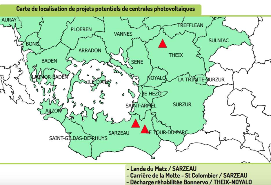 Le SDEM Morbihan énergie souhaite une évolution de la Loi Littoral