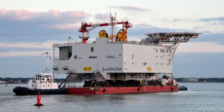 28 03 018 vessel Oleg Strashov EDM