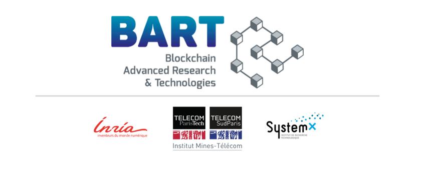 Blockchain : mutualisation des compétences de l'Inria, SystemsX, Télécom Paris Sud et Télécom ParisTech