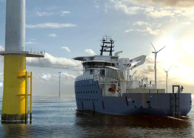 H2020 apporte un financement 3,3M€ pour NEXUS, un projet de navire SOV