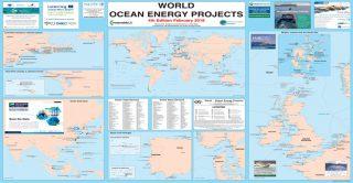 Energies houlomotrice, marémotrice et océanique (OTEC): La Tene Maps est parue