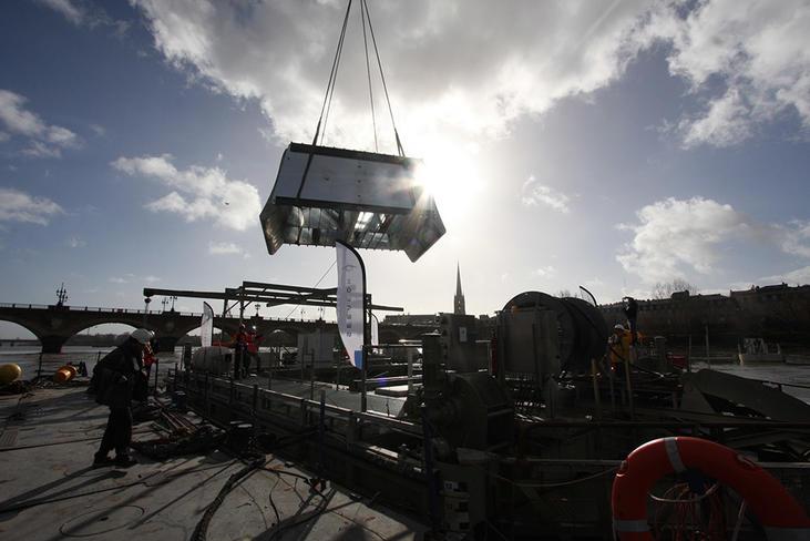 SEENEOH inauguré avec un prototype d'HydroQuest