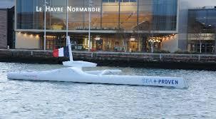 Le navire autonome Sea Proven cherche des financements