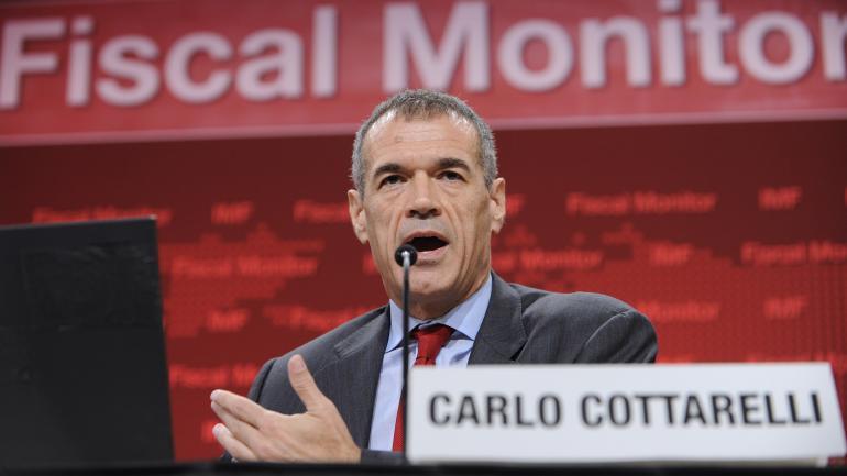 Italie : Carlo Cottarelli nommé à la place de Giuseppe Conte