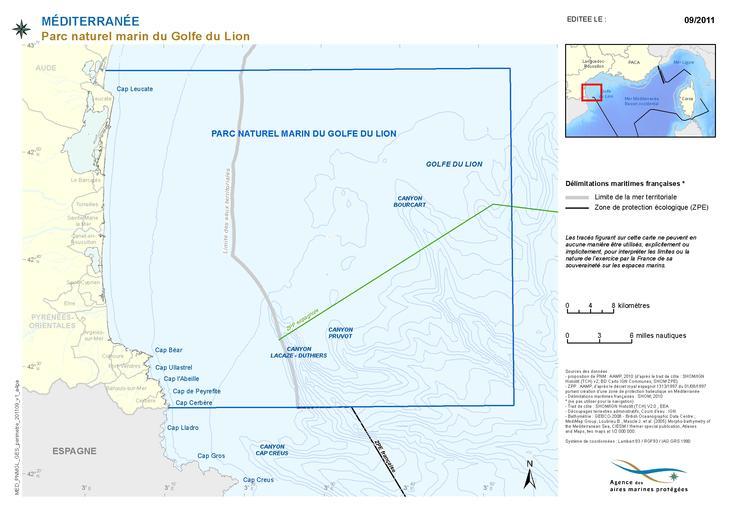 Parc naturel marin du Golfe du Lion : Retour d'info sur Leucate et Hervé Magnin nommé directeur-délégué du