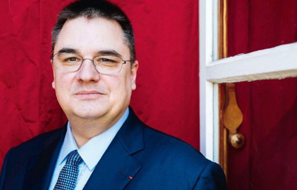 Cédric Lewandowski devient président d'Electricité Strasbourg – ÉS