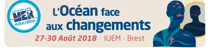 Brest – IUEM-UBO – LabexMER : L'Université d'été Mer-Education
