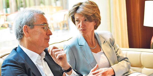 Jean-Pierre Clamadieu prend ses fonctions de PDG