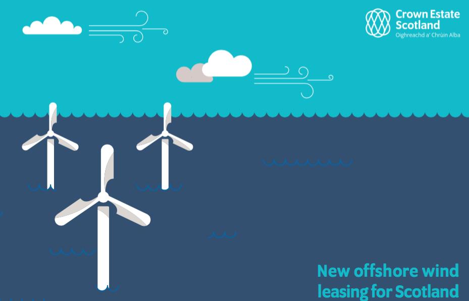 Vers de nouveaux rounds pour l'offshore éolien écossais