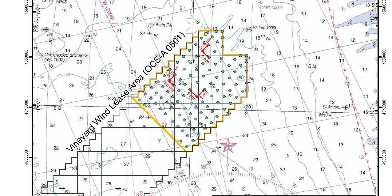 """Vineyard Wind remporte la """"Section 83C RFP"""" au Massachussets"""