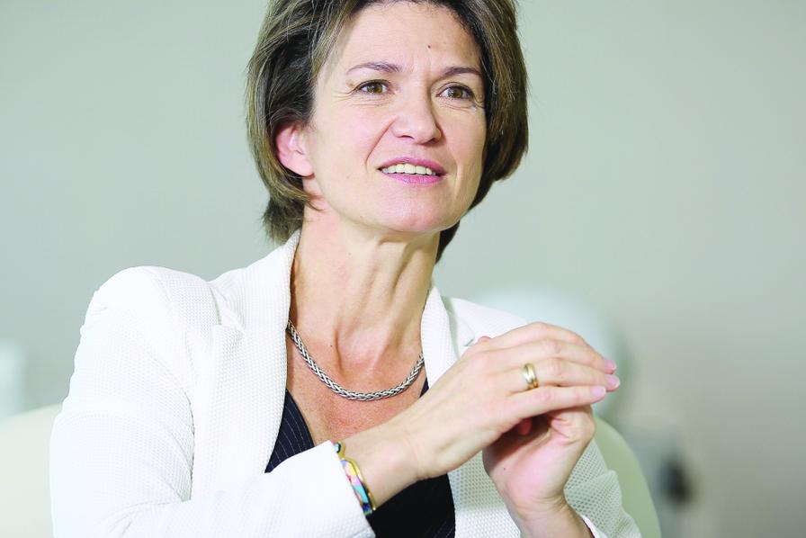 ENGIE interview d'Isabelle Kocher à Usine Nouvelle