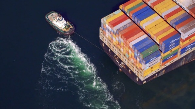 USA : navires remorqueurs au diesel propre