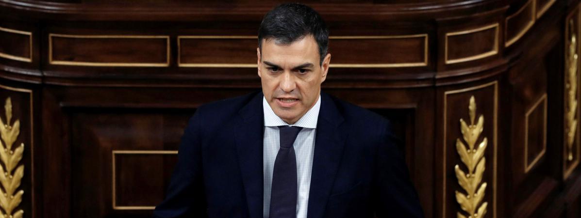 Pedro Sanchez doit présenter son gouvernement mercredi