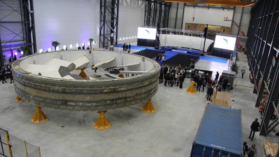 Naval Energies inaugure la 1ère usine d'hydroliennes marines