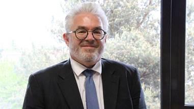 Pascal Berteaud, élu Président de l'Office International de l'Eau