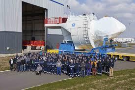 L'usine de Montoir de GE attend les commandes des parcs éoliens français