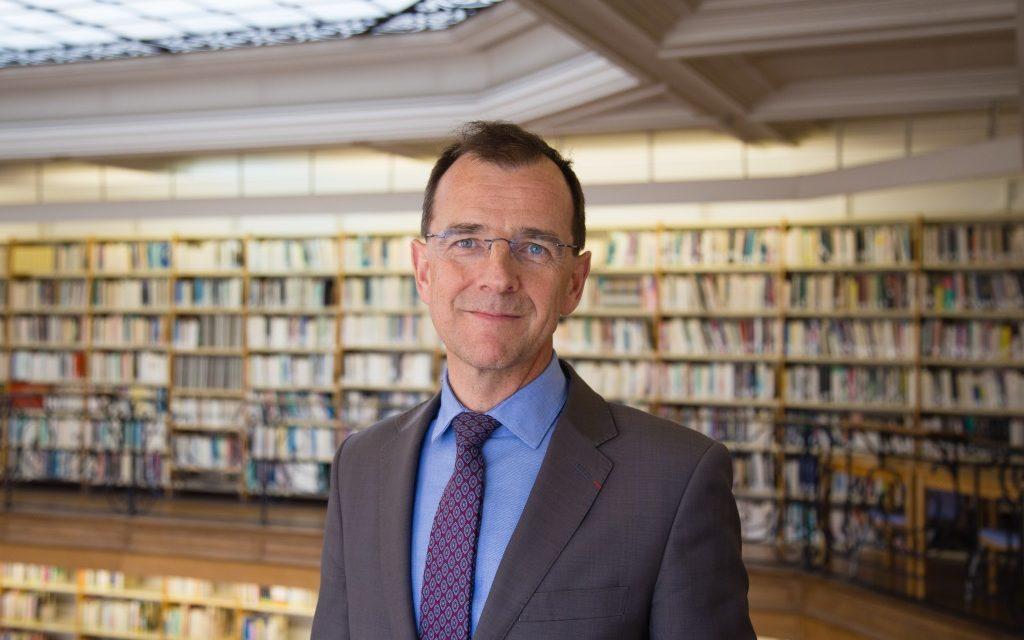 Vincent Laflèche est réélu président du Comité européen de normalisation