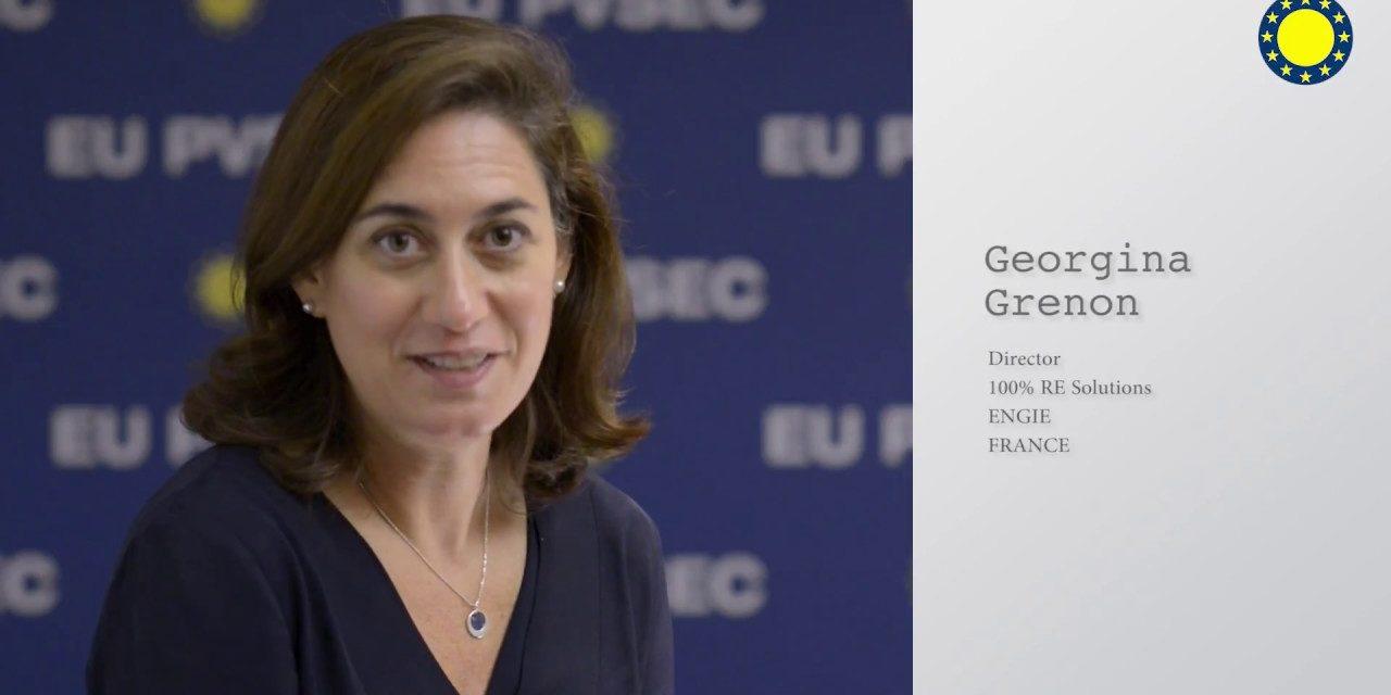 Georgina Grenon devient directrice de l'excellence environnementale pour les JO de Paris 2024