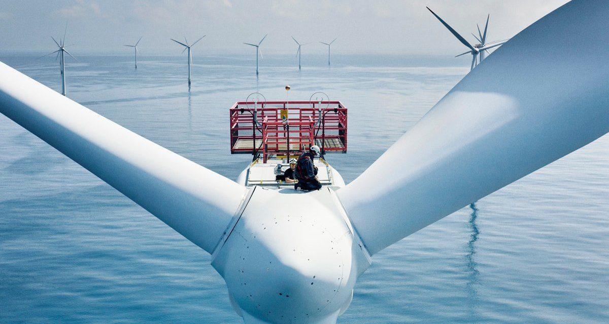 Deux entreprises danoises, leaders mondial du secteur santé, achètent de l'énergie «bleue»