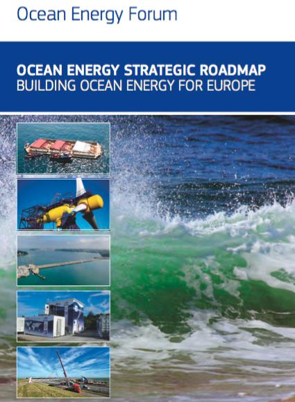 Ocean Energy Europe Feuille de route Nov 2016