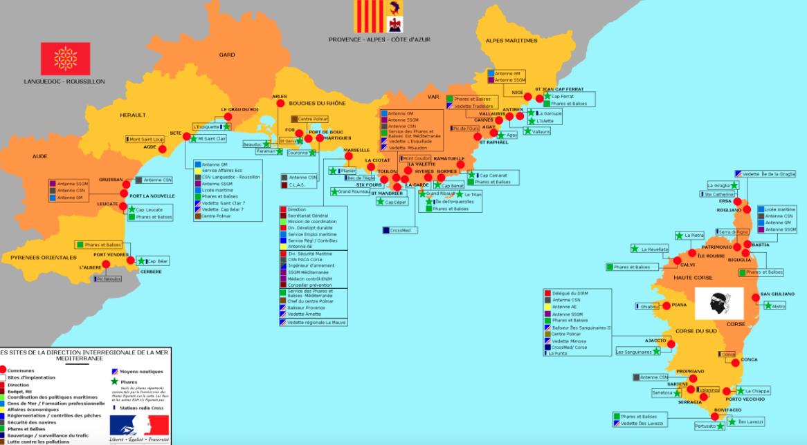 DIRM Mediterranee EDM 03 09 018