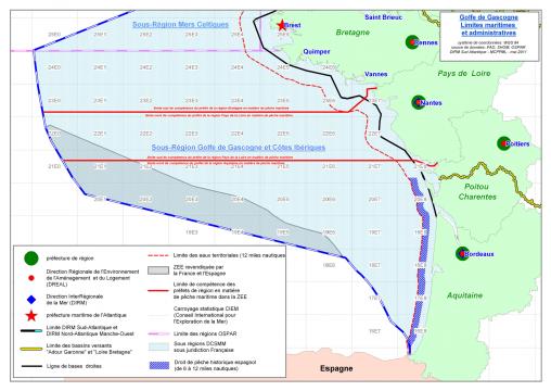 DIRM Sud Atlantique limites administratives mai 2011 04 cle7859ef c468b