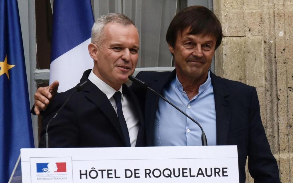 François de Rugy laisse le perchoir et prend le portefeuille de Nicolas Hulot