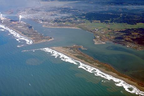 Eolien flottant en Californie : un pas de plus pour Principle Power et RCEA